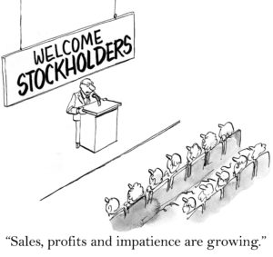 Stock Market for Beginners: StockHolders meeting