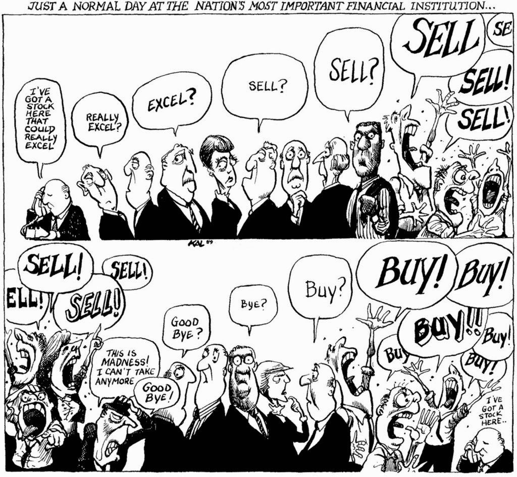 Stock Market for Beginners: Buy & Selling stocks